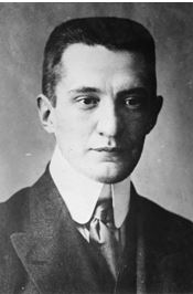 Alexander Kerensky, head of the Provisional Government in the Russian revolution