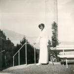 Tatiana in Oreanda