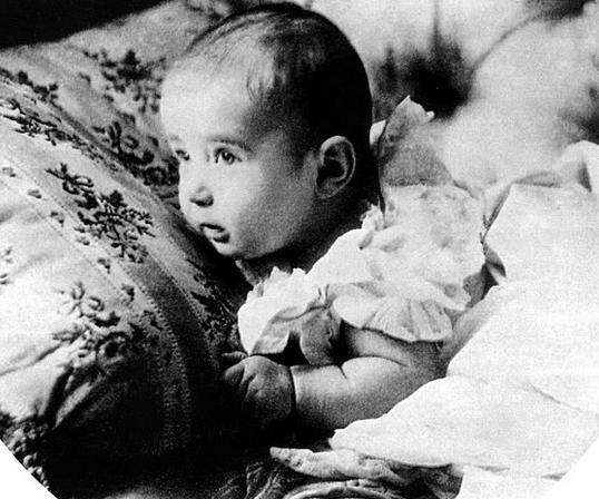 Romanov Dynasty Heir Alexei Romanov