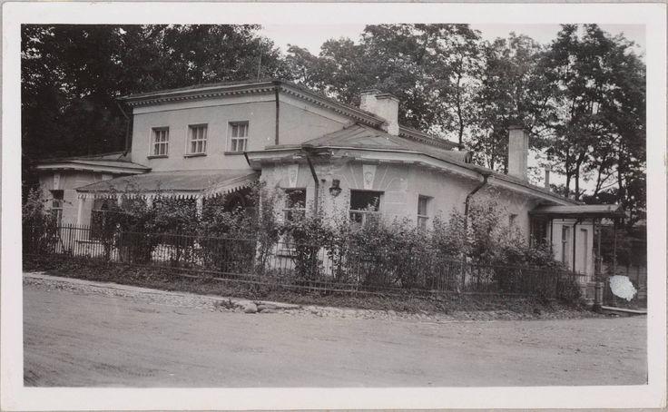 Anna Vyrubova's house prior to the revolution.