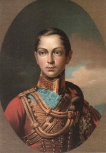 Young Alexander II
