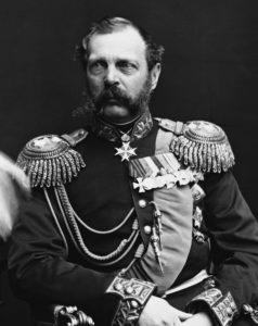 """Tsar Liberator"" Alexander II"