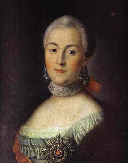 Catherine the Great, Empress of All the Russias, was a big fan of Voltaire. They regularly exchanged letters.