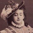 Romanov mistress Fanny Lear circa 1870's