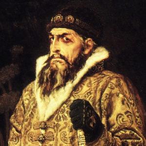 """Ivan IV """"Grozny"""" (""""The Terrible"""")"""