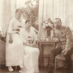 Maria Romanov to Nicholas II: 7 October, 1915.