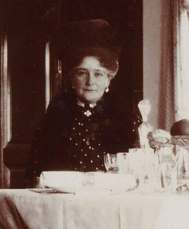 "Empress Alexandra Feodorvona of Russia was simply ""Mama"" to her girls."