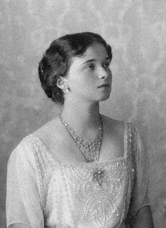 Grand Duchess Olga Nikolaevna Romanova (1895-1918)