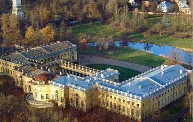 Alexander Palace Last Imperial Residence Of The Romanov