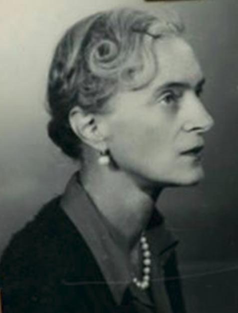 Princess Irina Yusupov in old age