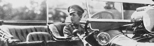 Tsarevich Alexei Romanov in 1916