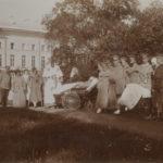 DIARY OF TATIANA ROMANOV: GRAND PALACE INFIRMARY