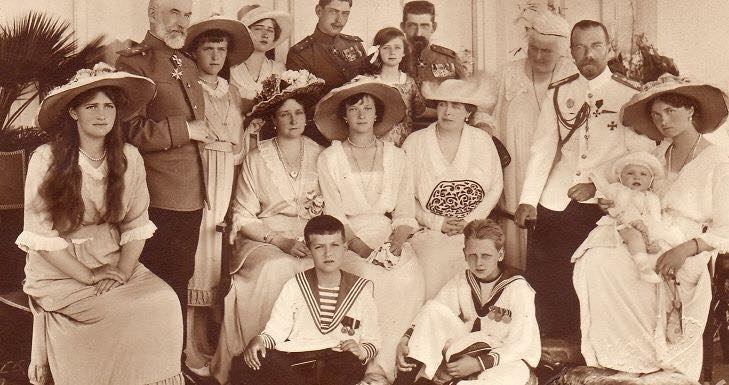 the romanov family In search of the romanovs  the death of comrade nicholas romanov was nasty  marie and anastasia, and hemophiliac son, the czarevich alexis the family.
