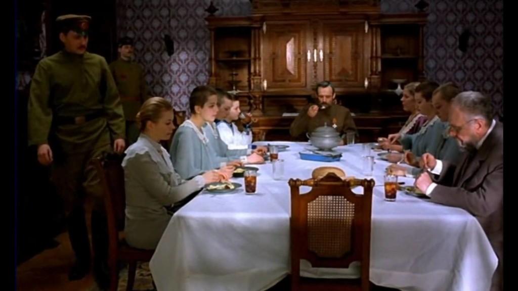 "The Romanov family in the Russian film ""Romanovs: the Imperial Family"""