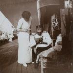 DIARY OF TATIANA ROMANOV: N.P. SABLIN. 1913.