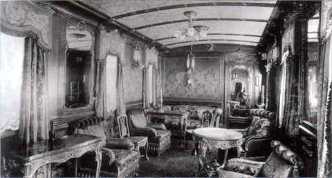 Outstanding Romanov Family Inside Imperial Train Home Download Free Architecture Designs Scobabritishbridgeorg