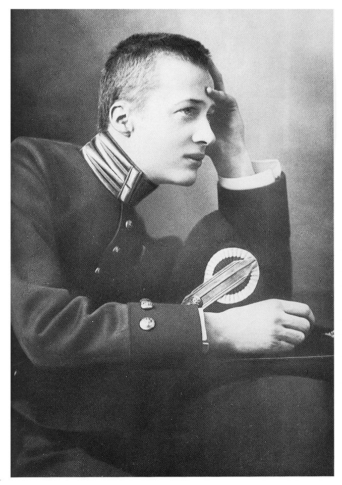Prince Oleg Konstantinovich Romanov