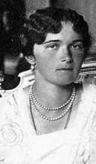 Olga Romanov in 1916