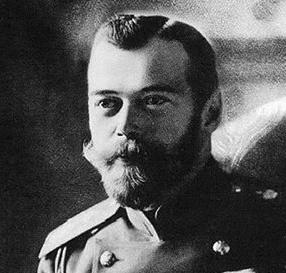 Tsar Nicholas II in 1904
