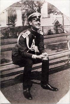 Grand Duke Michael Alexandrovich