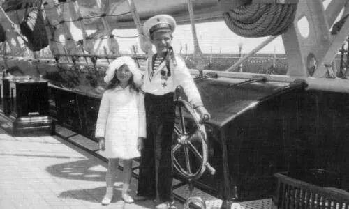 Ileana of Romania and Tsarevich Alexei of Russia