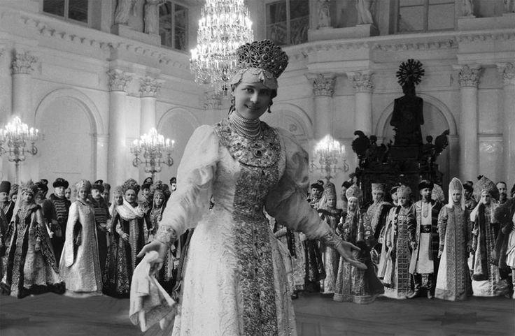 Romanov Family New Year S Balls The Romanov Family