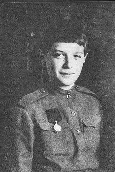 Tsarevidch Alexei Romanov circa 1916