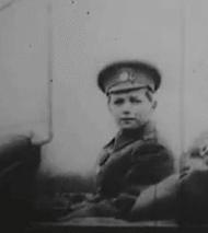 Tsarevich Alexei Romanov circa 1916