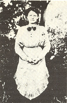 Above is the only known picture of Anna Anderson before her claim to be Anastasia Romanov. It was taken in 1916. She was 20 years old in this photo. Anastasia was 15 years old in 1916.
