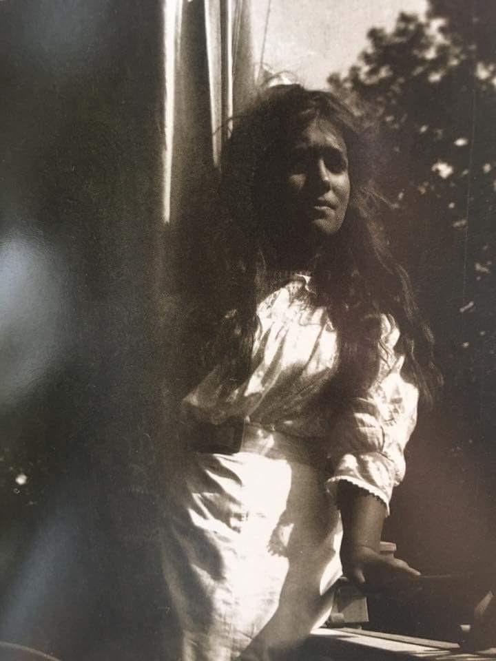 Maria Romanov in 1913