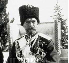 Nicholas II circa 1913.