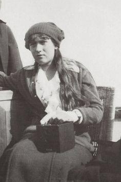 Anastasia Romanov circa 1916