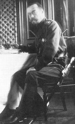 Nicholas II circa 1916.