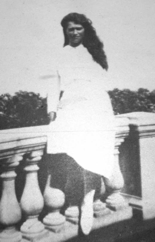Maria Romanov circa 1913.