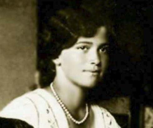 Maria Romanov circa 1916
