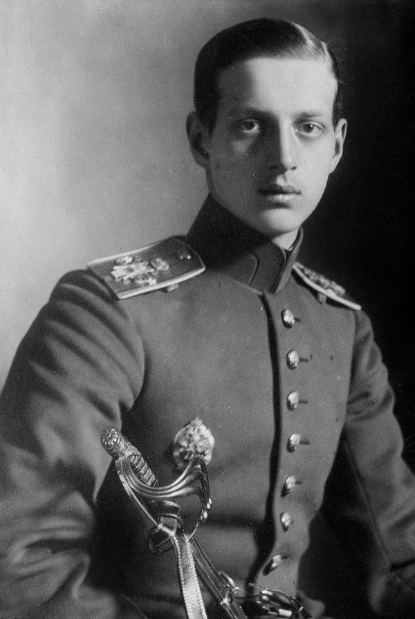 Grand Duke Dmitri Pavlovich