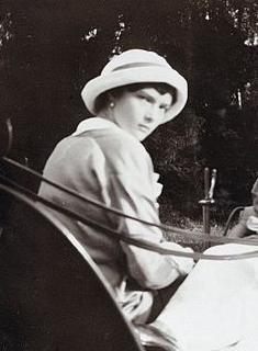 Tatiana Romanov in 1916