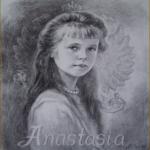 GRAND DUCHESS ANASTASIA NIKOLAEVNA: 18 JUNE, 1901 – 17 JULY, 1918
